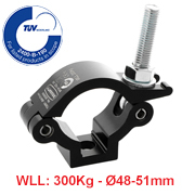 Slimline Lightweight Clamps