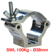38mm Atom Clamps