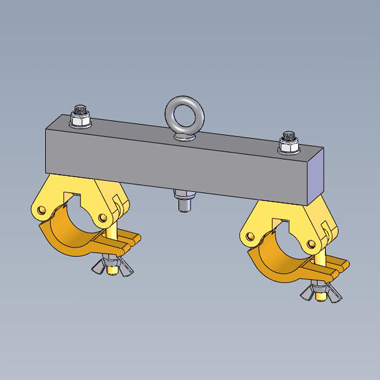 SP4513 - 1 Ton Truss Adapter