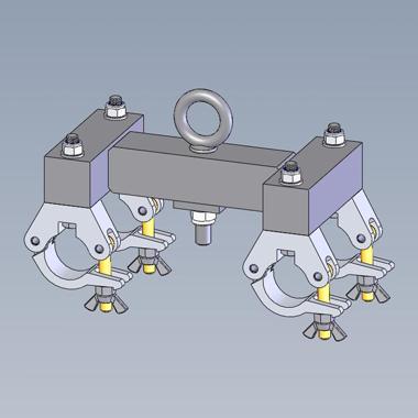 SP4515 - 2 Ton Truss Adapter