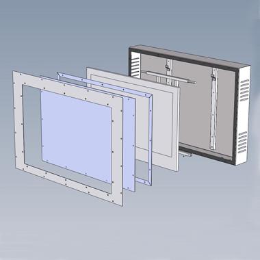 SP4523 - TV Enclosure