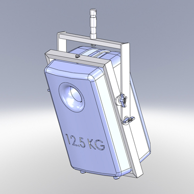 SP5621 - Speaker Cradle