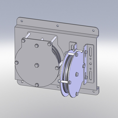 SP6358 - HD Pulley Configuration
