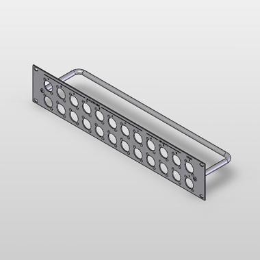 SP6492 - Rack Panel