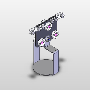SP6878 - Altrack Camera Bracket