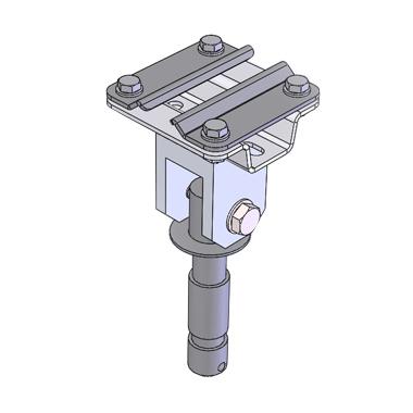 SP7895 - Articulating Studio Rail Bracket