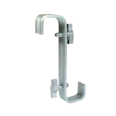 Hook Clamp Double Ended 180 Twist