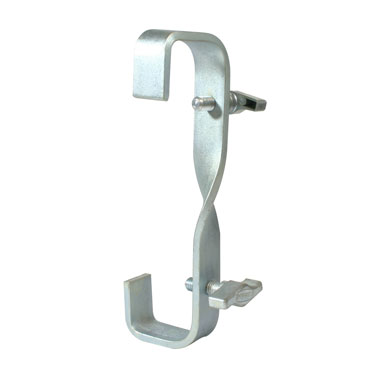 Hook Clamp - Double Ended 90 Twist