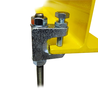 Lindapter Flange Clamp