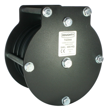 Heavy Duty Quad Pulley