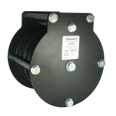 Heavy Duty Quin Pulley