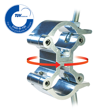 Lightweight Swivel Coupler