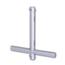 Modular Drop Arm - Tee with Thru Connector - Image: 2