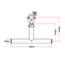 Modular Drop Arm - Small Tee - Image: 3