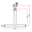 Modular Drop Arm - Large Tee - Image: 3