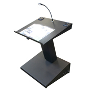 Steel Lectern