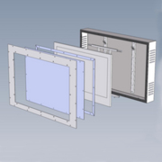 SP4523 - TV Enclosure
