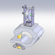 SP6362 - Coupler with Pulley