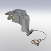 SP6372 - TV Clamp