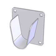 SP9580 - Barrel Wall Bracket