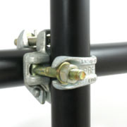 Scaffold - Double Coupler (Forged)