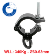 Mammoth Hanging Clamp