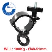 Super Lightweight Hanging Clamp