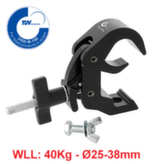 Baby Quick Trigger Clamp