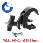 Slimline Quick Trigger Hook Clamp