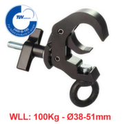 Slimline Quick Trigger Hanging Clamp