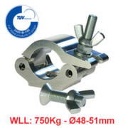 Low Profile  Hook Clamp