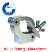 Slimline Side Entry Clamps