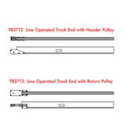 Line Operated Track Ends